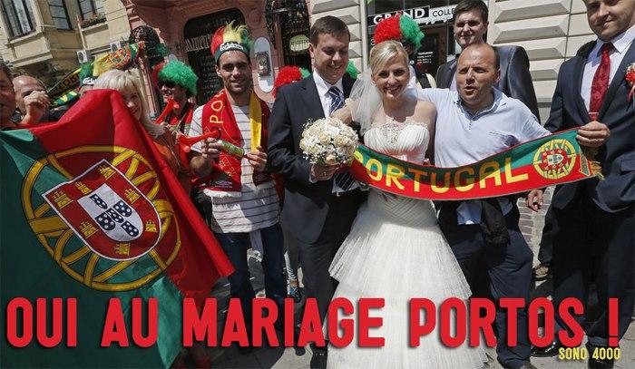 Le mariage portos